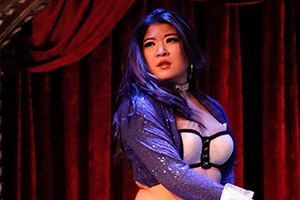 Dawn Xiana Moon - Raks Geek Director, Bellydancer + Firespinner